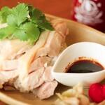 海南鶏飯 ~シンガポールチキンライス~