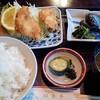 四季亭 - 料理写真:生あじフライ定食