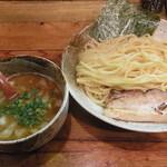 博多らぁめん 斗樹 - つけ麺