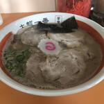 大龍一番 - チャーシューメン¥890
