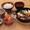 ざくろ - 料理写真:A3等級 黒毛和牛すき焼セット