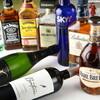 CIZA - ドリンク写真:アルコール類も充実しています☆