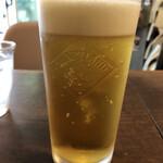 132466587 - 生ビールはハートランド