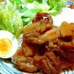 ベトナム料理 インドシナ - 平日日替りの新メニュー豚バラの旨煮込