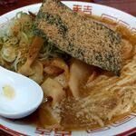 屋台ラーメン た紅 - 料理写真:冷やしラーメン 690円