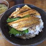 13247897 - 穴子丼