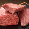 焼肉 大河 - 料理写真:肉ブロック