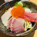 魚屋ひでぞう - この海鮮丼♥♥ 間違いない(*ˊ˘ˋ*)。♪:*°