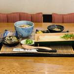 紅葉庵 - 料理写真:お料理