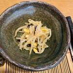 紅葉庵 - 小鉢