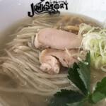 らーめんstyle JUNK STORY - 料理写真:冷やし塩ラーメン