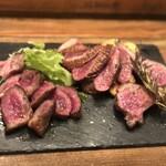 ツナシマ ワインバル ガトネグロ - 新定番★選べるお肉盛合わせ