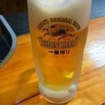 成吉思汗 大黒屋 - 生ビール