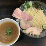 らぁ麺 きくはん - 【限定】冷やしつけ麺¥950
