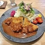 Tonkatsuyoushokunomiseitiban - ヘレカツ100g税込1000円