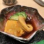 第三春美鮨 - 海鞘の塩辛