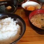 天ぷら定食 どこ - 料理写真: