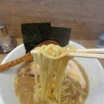 AKEBI - 中太麺は茹で加減も丁度良い