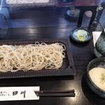 そばと膳 田川 - 料理写真: