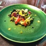レストラン オネット - サラダ