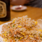 魚真 - 2020.6 チャーハン(700円)