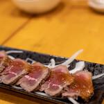 魚真 - 2020.6 ローストビーフ(500円)