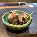 てんぷら 五感 - 前菜