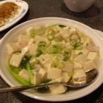 台湾料理 海香館 - 料理写真:エビ豆腐 380円