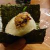 青海 - 料理写真:鯖ボッタおにぎり