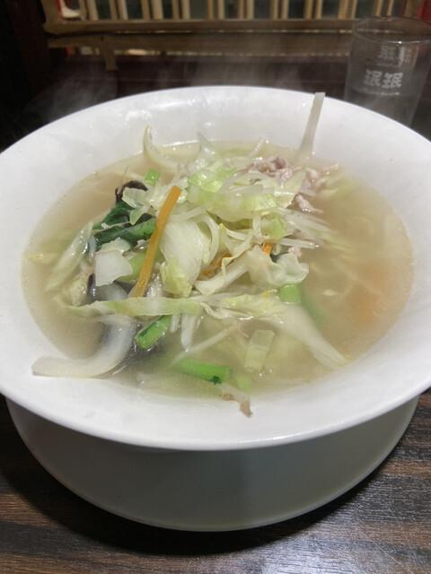 珉珉 虎ノ門店の料理の写真