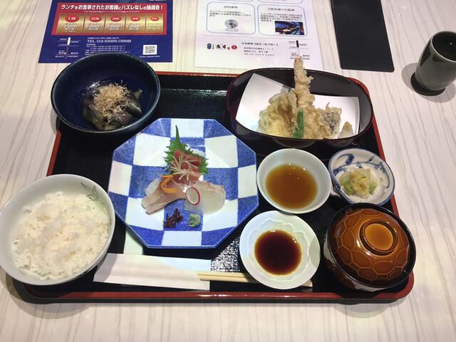 日本料理 魚月の料理の写真