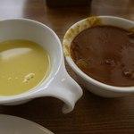 ビッグボーイ - スープとカレーもお替りできます