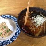 亜和膳 - チャーハンセット(通常は860円)