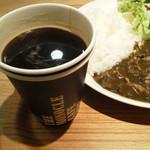 モノクル カフェ - ホットコーヒー(400円)