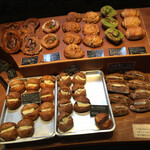 パンストック - いろんなパンたち   その1