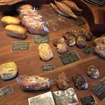 パンストック - いろんなパンたち   その5