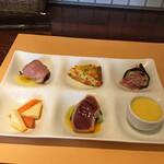 イタリア食房 TAVERNA VISCONTI - 料理写真: