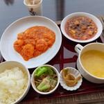 スーツァンレストラン陳 - ランチ