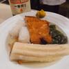 Asahiya - 料理写真:はんぺん・昆布・糸こんにゃく・薩摩揚げ