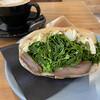 アーロン コーヒー&ビアスタンド - 料理写真:サンドイッチセット