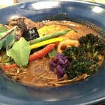 SOUPCURRY TREASURE - 彩野菜