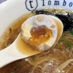Tombo - 味玉断面
