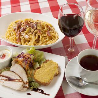【お食事会&ご宴会に】ランチ&ディナーの各種コース