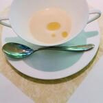 エルルカン・ビス - じゃが芋のスープ