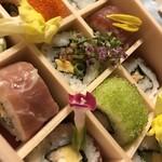 SHARI - ロール寿司アップ