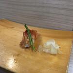 福ずし - 赤貝(身)