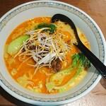 張園 - 担々麺