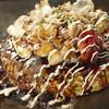 八じゅう - 料理写真:八じゅう定番の関西流お好み焼き「海鮮八じゅう焼き」!