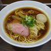 中華そば  さわ - 料理写真:玉子入り中華そば(大盛)