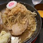 自家製麺 No11 - 料理写真: